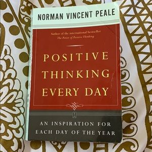 positive thinking every day book by norman peale